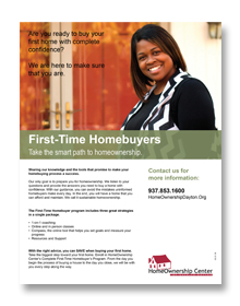 Literature Homeownership Center Dayton